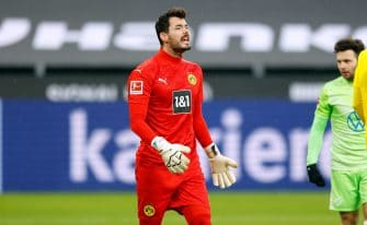 Roman Bürki, Borussia Dortmund