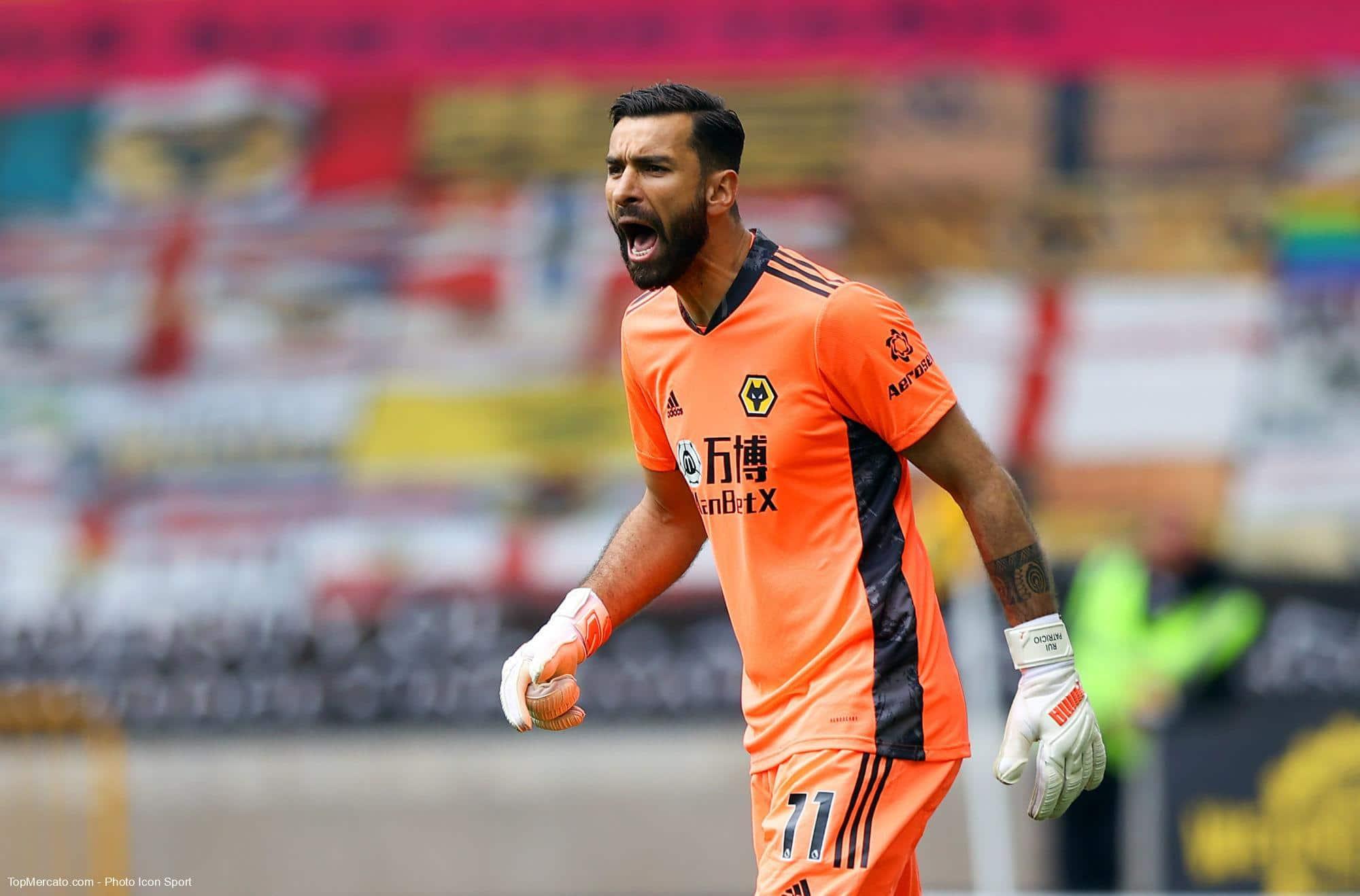 AS Rome : le club a trouvé un accord avec Rui Patricio