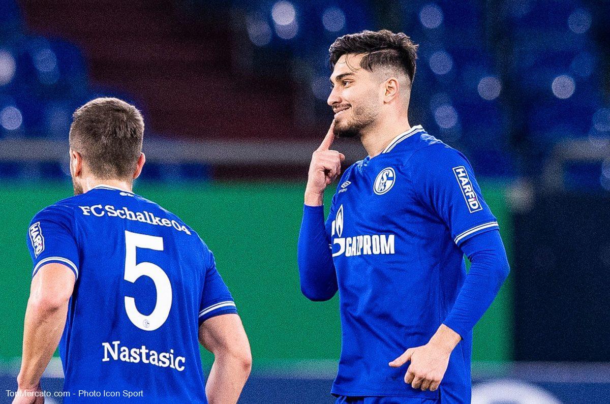 Suat Serdar, Schalke 04