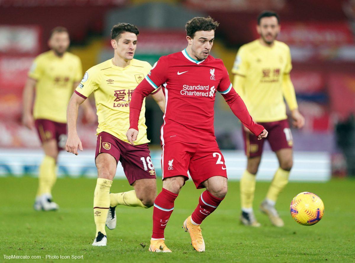 Xherdan Shaqiri, Liverpool