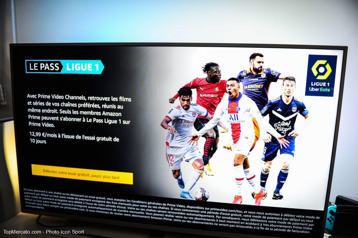 Amazon Ligue 1