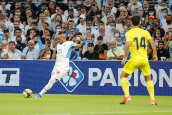 Dimitri Payet OM Marseille Villarreal