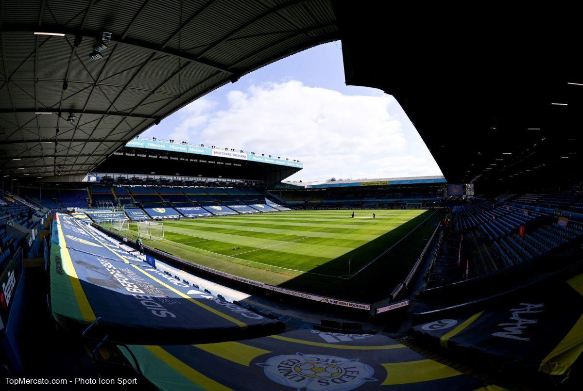 Elland Road, Leeds United