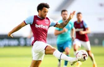 Felipe Anderson, West Ham United