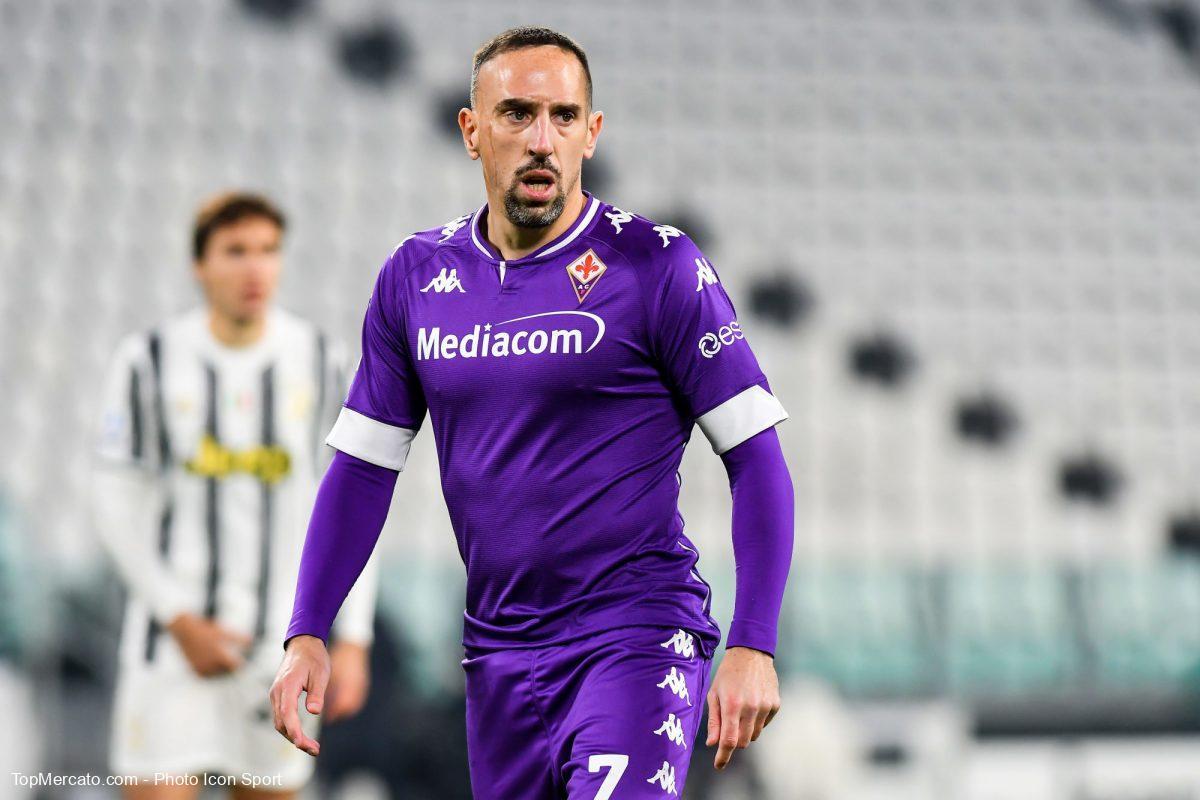 Franck Ribéry, Fiorentina