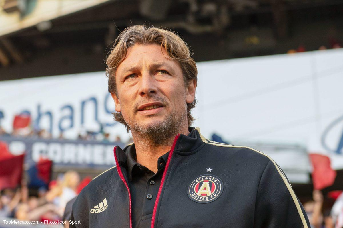 Gabriel Heinze, Atlanta United