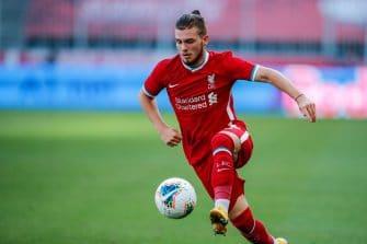 Harvey Elliott, Liverpool, LFC