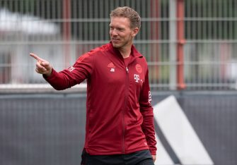 Julian Nagelsmann, Bayern Munich