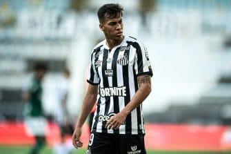 Kaio Jorge, Santos