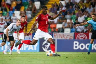 Kevin Ganso, Autriche U21