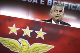 Luis Filipe Vieira, Benfica Lisbonne