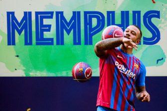 Memphis Depay, FC Barcelone