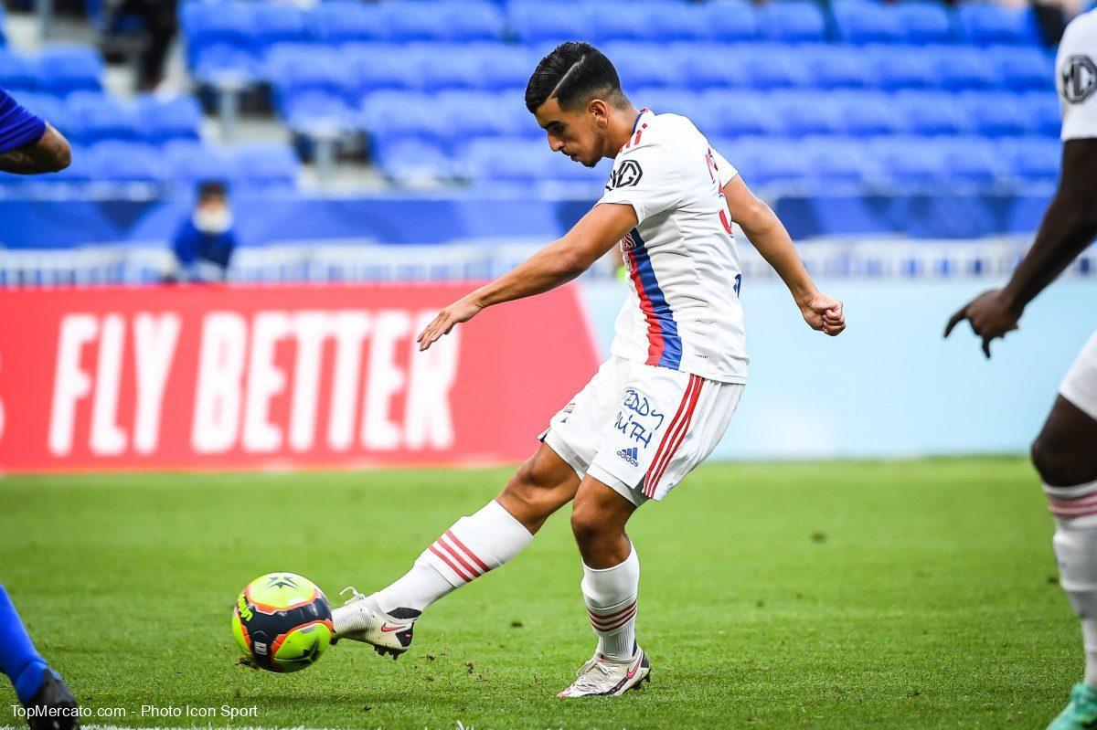 Mohamed El Arouch, Lyon, Olympique Lyonnais
