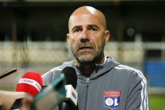 Peter Bosz, Lyon, OL
