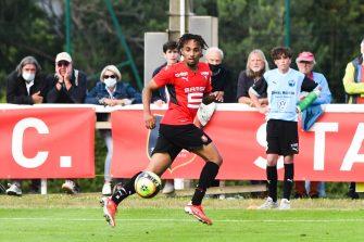 Sacha Boey, Rennes