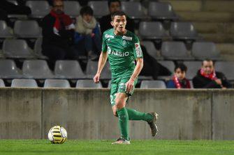Sergi Palencia, AS Saint-Etienne