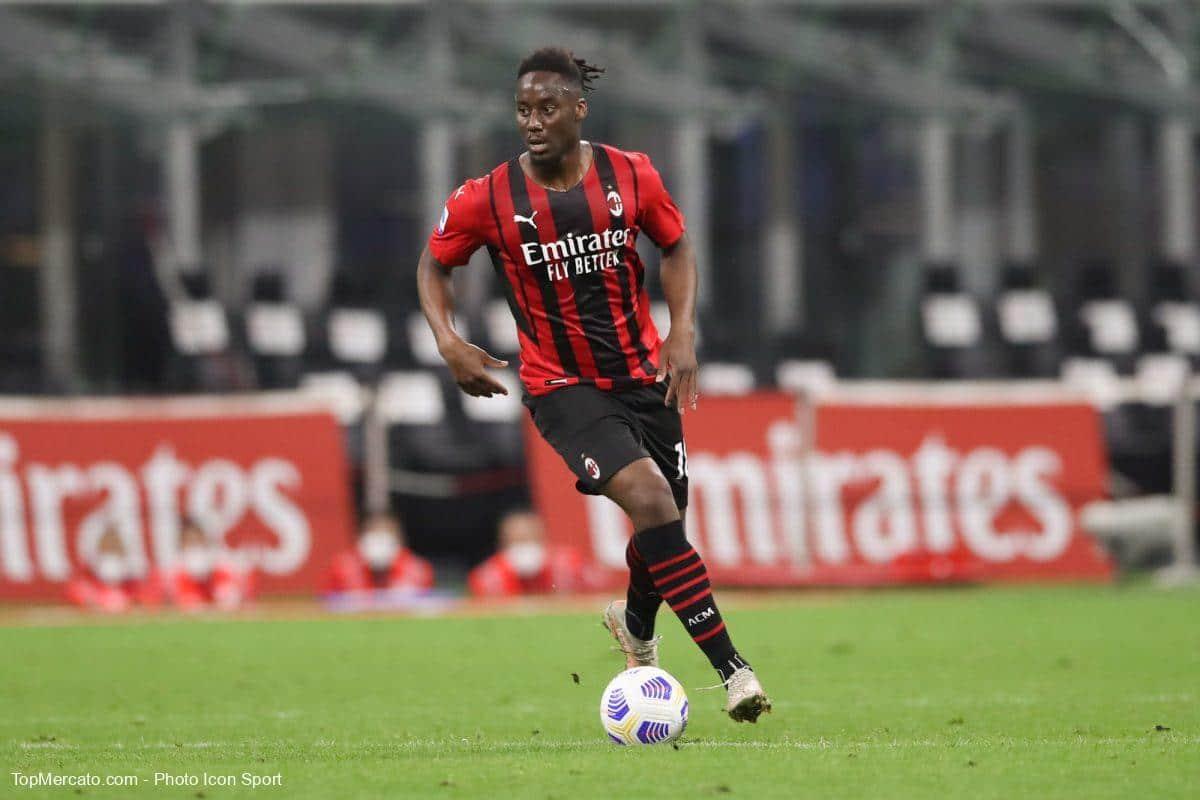 Soualiho Meïté, Milan AC