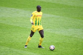 Abdoulaye Touré, Nantes
