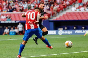 Angel Correa, Atletico Madrid-Elche