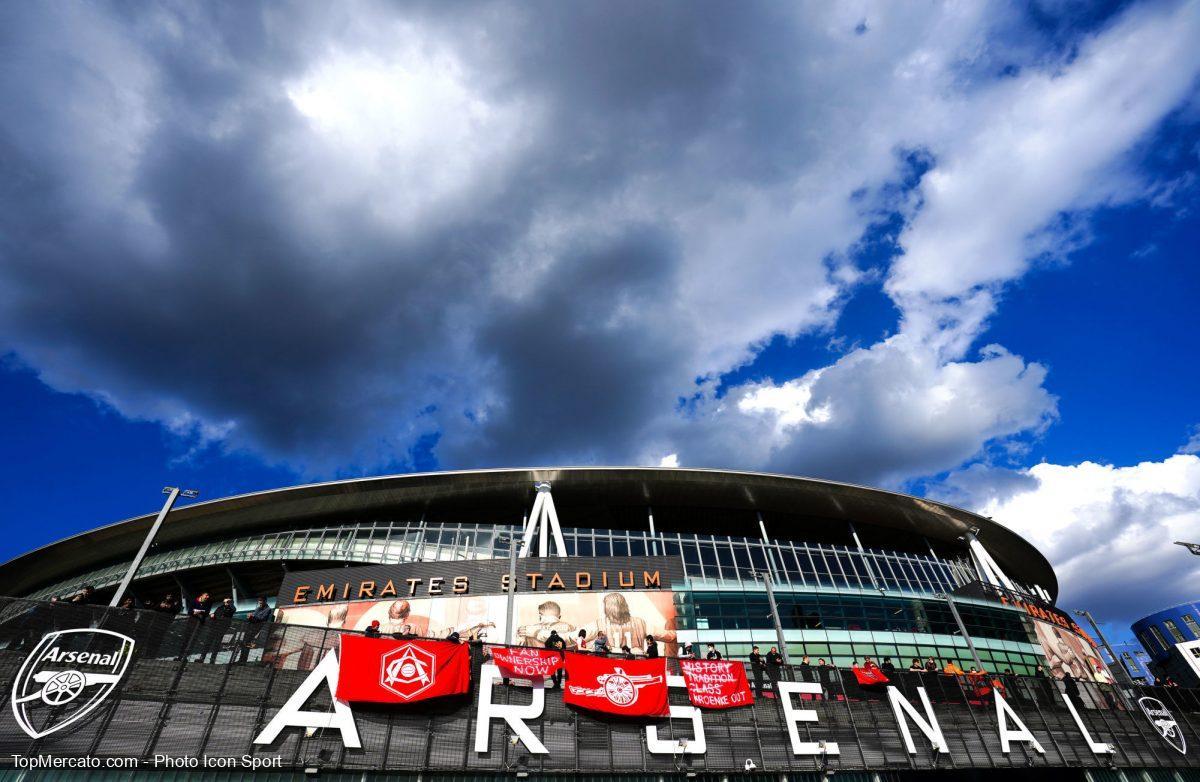 Arsenal, illustration, Emirates Stadium