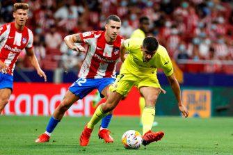 Atletico Madrid-Villarreal