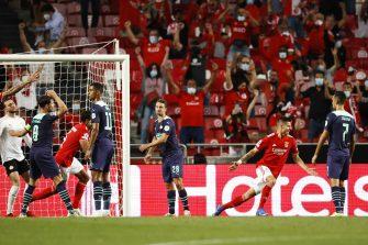 Ligue des champions, Benfica-PSV