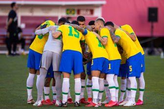 Brésil-Mexique, Jeux olympiques