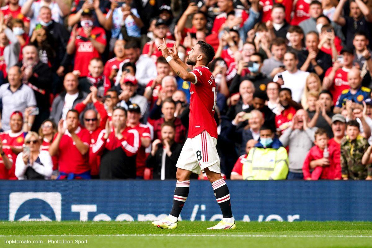 Bruno Fernandes, Man Utd-Leeds