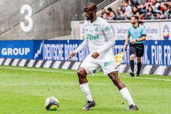 Bryan Nokoue, Saint-Etienne