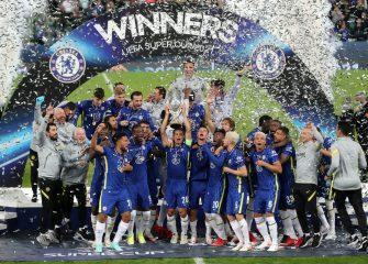 Chelsea-Villarreal, Supercoupe d'Europe