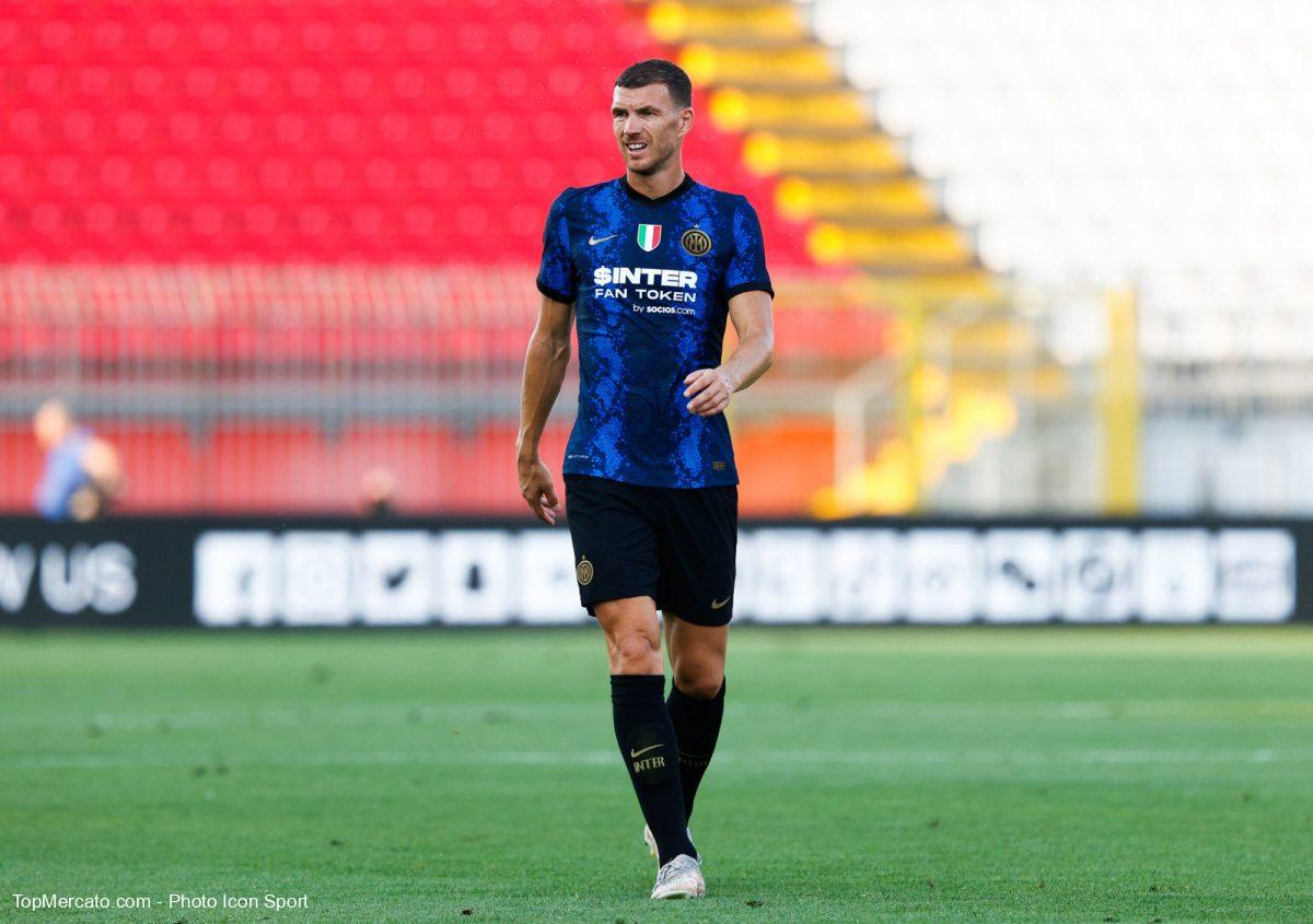 Edin Dzeko, Inter Milan