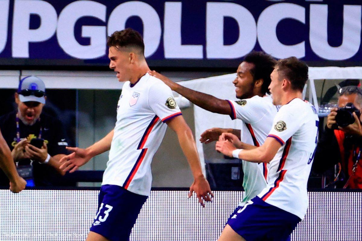 Etats-Unis, Gold Cup