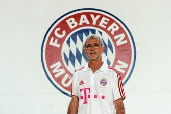 Gerd Müller, Bayern, Allemagne
