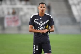 Ismaël Sow, FCGB, Girondins