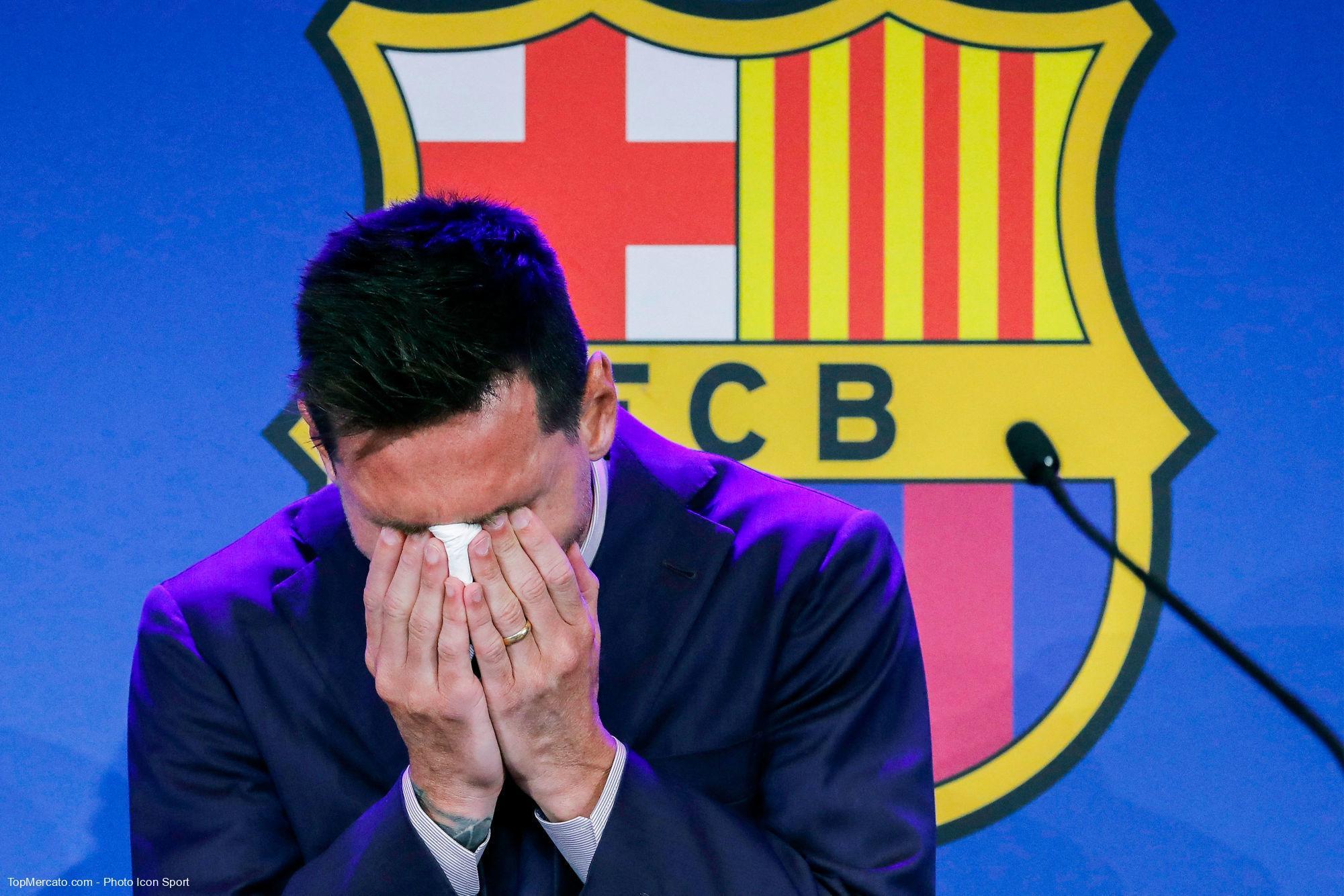 Lionel Messi, Barça