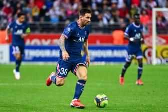 Lionel Messi, PSG-Reims