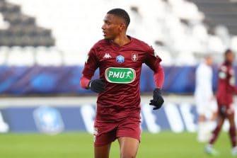 Mamadou Fofana, FC Metz