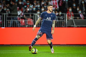 Mauro Icardi, PSG Paris Saint-Germain