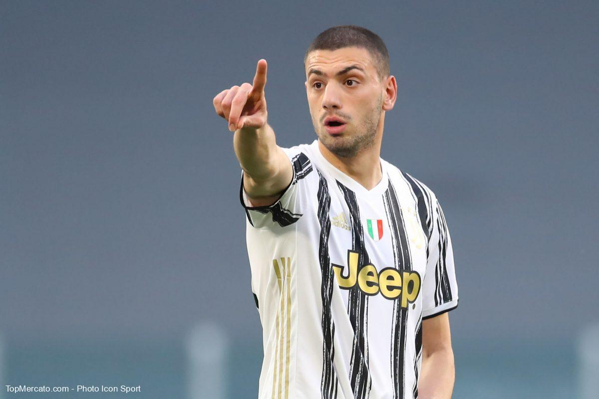 Merih Demiral, Juventus