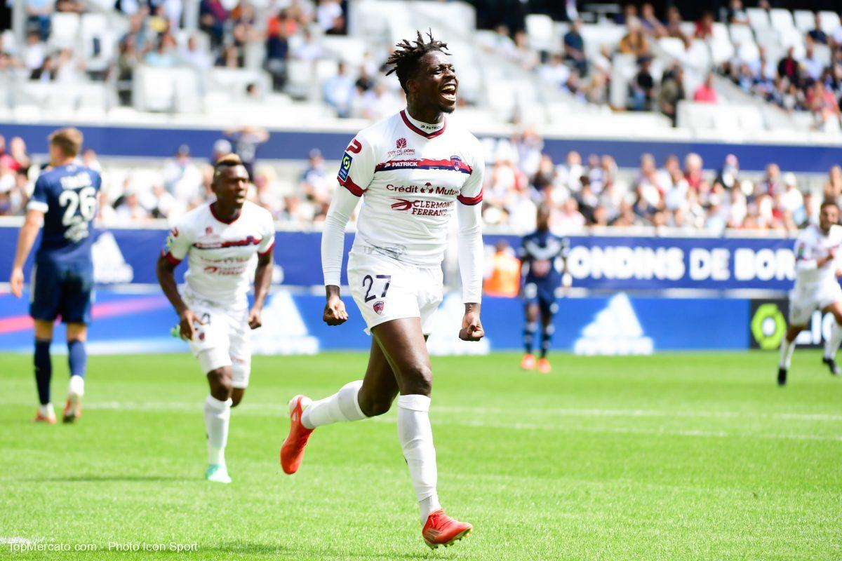 Mohamed Bayo, Clermont Bordeaux