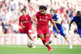 Mohamed Salah, LFC-Chelsea