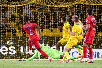 Moussa Dembélé, FCN-OL