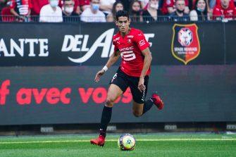 Nayef Aguerd, Rennes