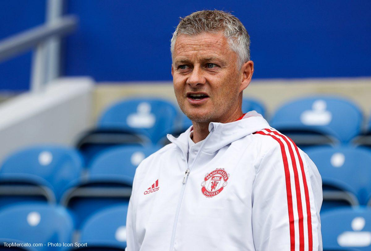 Ole-Gunnar Solskjaer, Man Utd