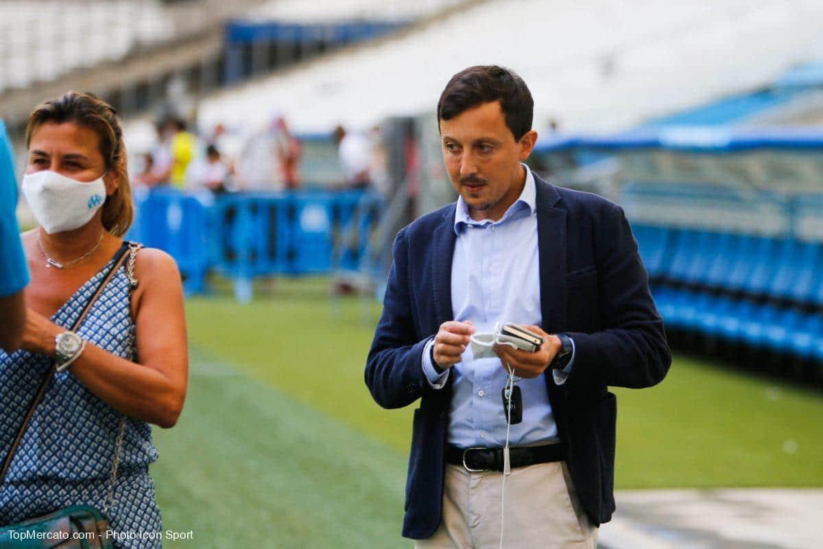 Pablo Longoria, OM