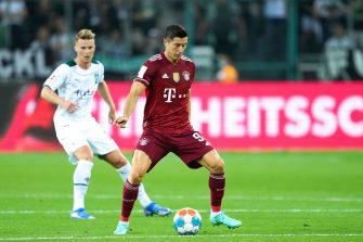 Robert Lewandowski, Bayern-Mönchengladbach