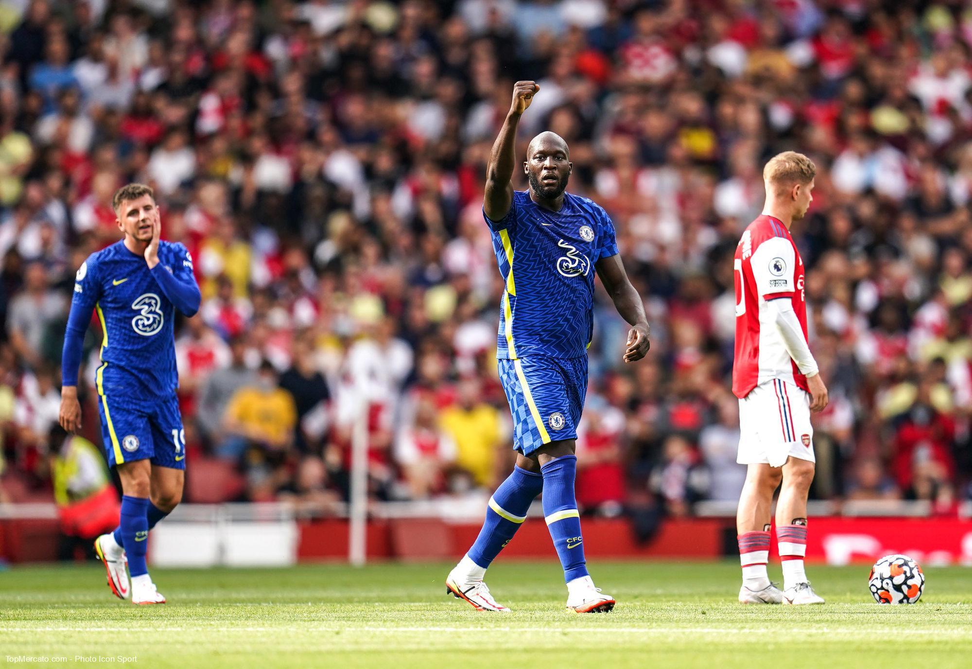 Romelu Lukaku, Chelsea Arsenal