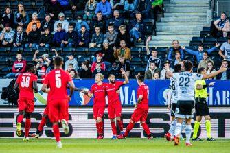 Rosenborg-SRFC, C4