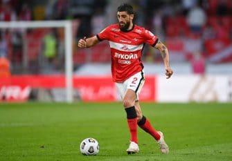 Samuel Gigot, Spartak Moscou