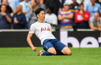 Son Heung-Min, Tottenham-Man City